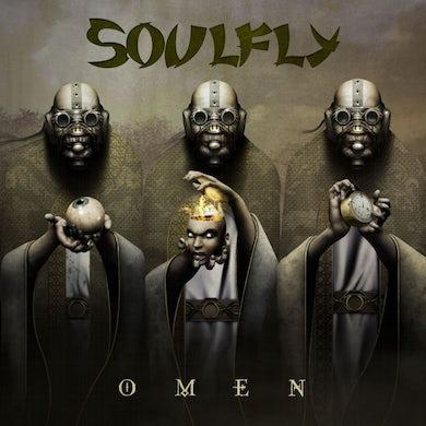 Soulfly Omen CD