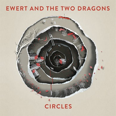 Ewert & The Two Dragons Circles LP (Vinyl)