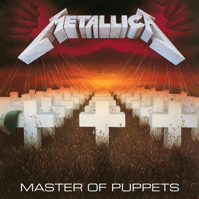 Metallica Master Of Puppets (Remastered)(CD)