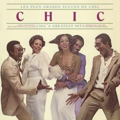 Les Plus Grands Succes De Chic - Chic's Greatest Hits (Vinyl)