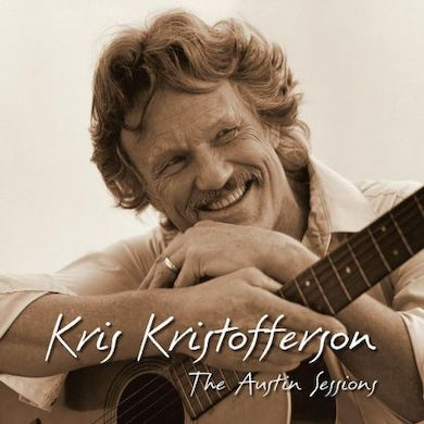 Kris Kristofferson The Austin Sessions (Expanded Edition) CD
