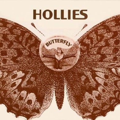 The Hollies Butterfly (2LP) (Vinyl)