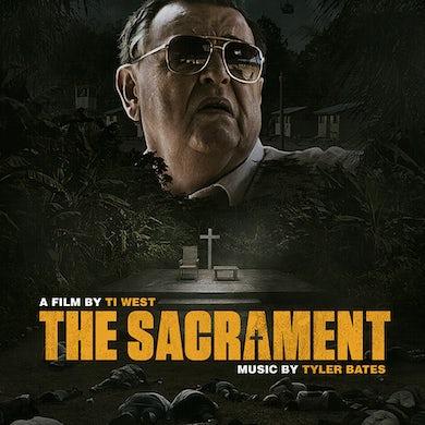 Tyler Bates The Sacrament (Original Soundtrack Album) CD