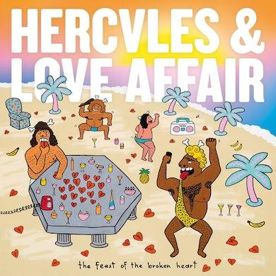 Hercules & Love Affair The Feast Of The Broken Heart (CD)