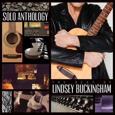Solo Anthology: The Best Of Lindsey Buckingham (Deluxe Edition) 3CD