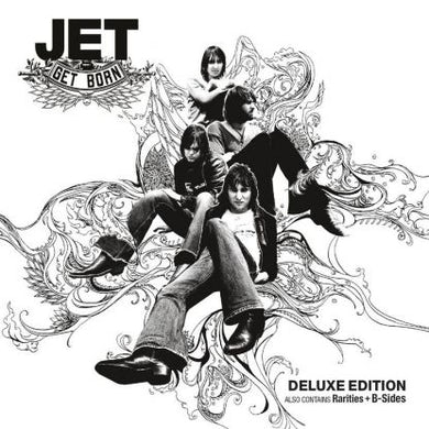 Jet Get Born (Deluxe Edition)(2CD)