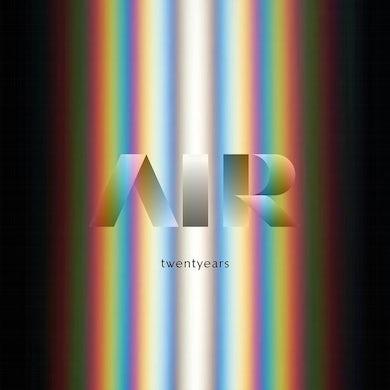 Air Twentyears (Super Deluxe Edition) (3CD/2LP 180 Gram Colored Vinyl)