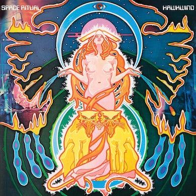 Hawkwind Space Ritual (180 Gram Vinyl 2 LP)