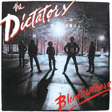 Dictators Bloodbrothers (Red Vinyl) LP