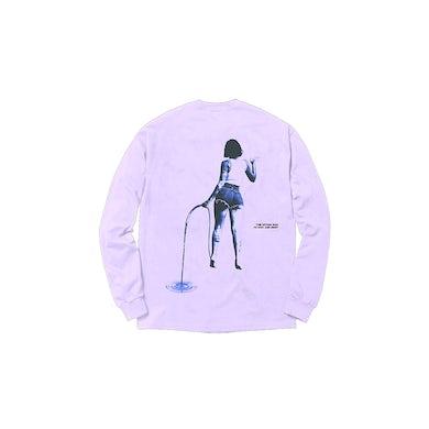 Kehlani IWGUIW Album Cover (Lavender) Long Sleeve