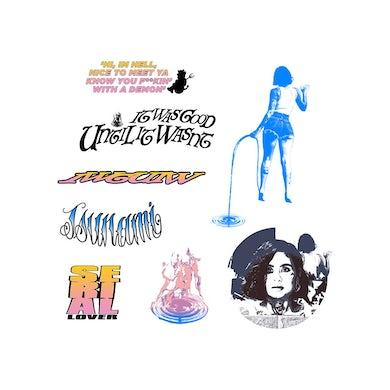 Kehlani IWGUIW Sticker Sheet