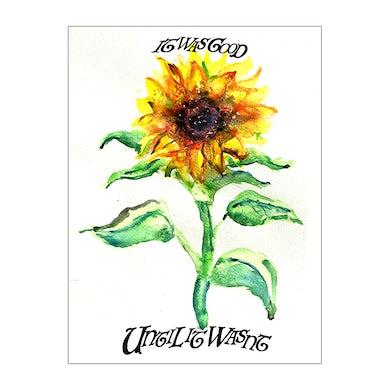 Kehlani Kid Super x Crying Sunflower Poster