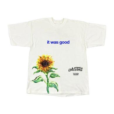 Kehlani Kid Super x Crying Sunflower T-Shirt