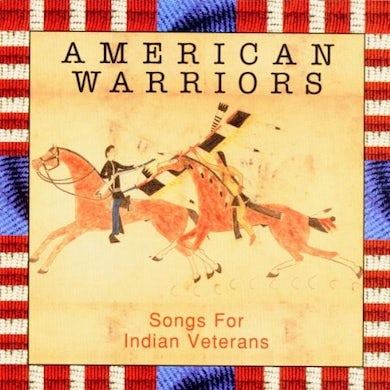 Mickey Hart American Warriors: Songs for Indian Veterans CD