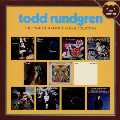 Todd Rundgren The Complete Bearsville Albums Collection