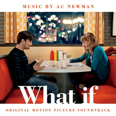 A.C. Newman What If CD