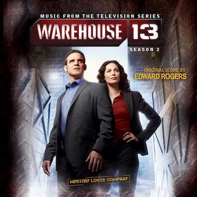 Edward Rogers Warehouse 13 - Season 2 (Original Score) CD