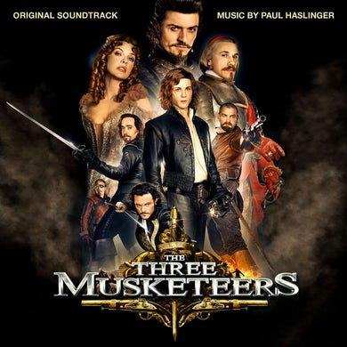Paul Haslinger The Three Musketeers CD