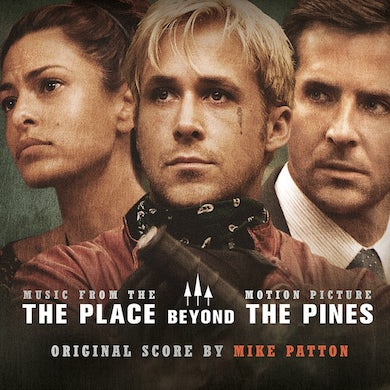 Mike Patton The Place Beyond The Pines CD