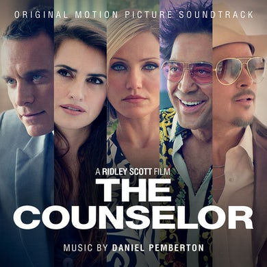 Daniel Pemberton The Counselor CD