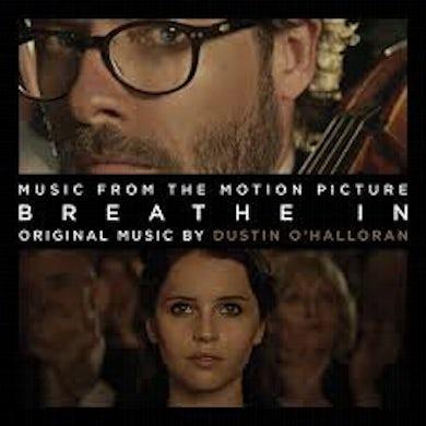 DUSTIN O'HALLORAN Breathe In CD