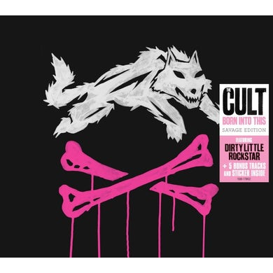 The Cult Born Into This Special/Savage Edition CD