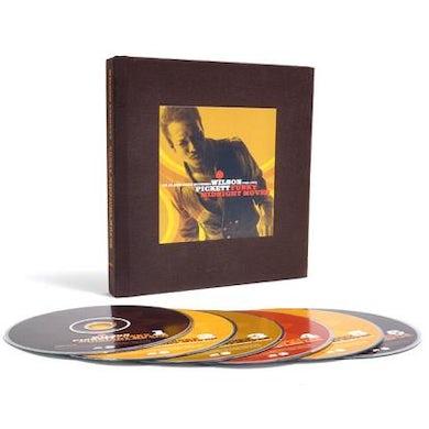 Wilson Pickett FUNKY MIDNIGHT MOVER - THE ATLANTIC STUDIO RECORDINGS (1962 -1978)