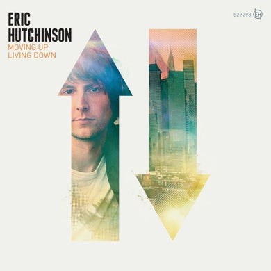 Eric Hutchinson Moving Up Living Down CD