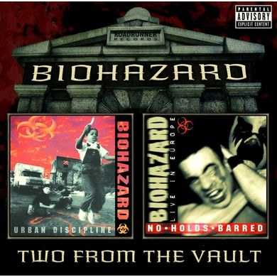 Biohazard Urban Discipline/No Holds Barred (2 for 1) CD