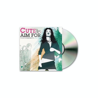 Cute Is What We Aim For The Same Old Blood Rush With A New Touch CD