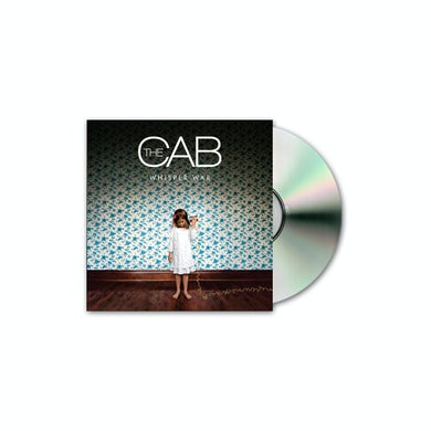Cab Whisper War CD