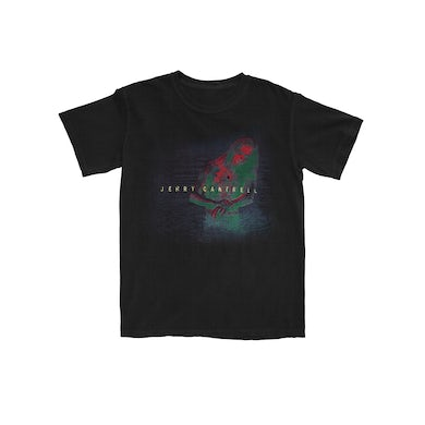 Jerry Cantrell Boggy Inverted T-Shirt