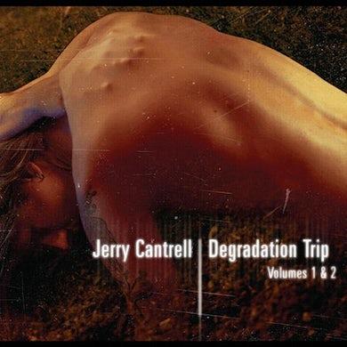 JERRY CANTRELL - Degradation Trip Vols 1 & 2 CD