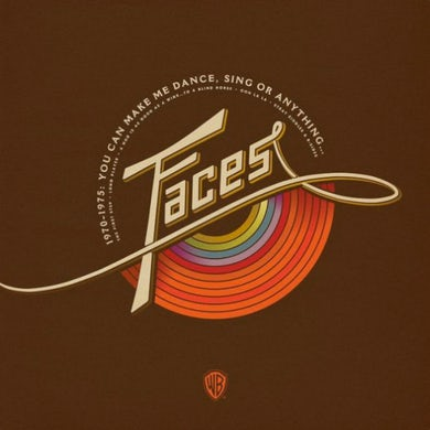 Faces 1970-1975: You Can Make Me Dance, Sing Or Anything... (5CD)