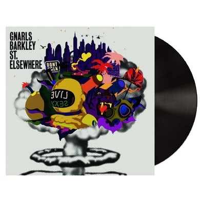 Gnarls Barkley St. Elsewhere LP (Vinyl)