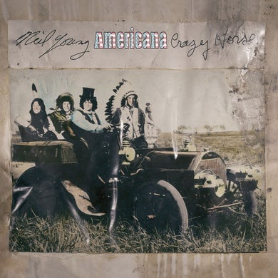 Neil Young & Crazy Horse Americana Digital Album FLAC