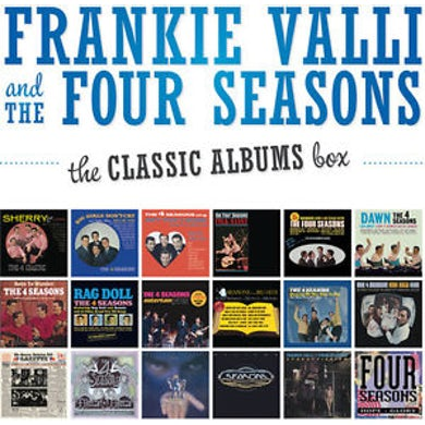 Frankie Valli & The Four Seasons The Classic Albums (18CD)