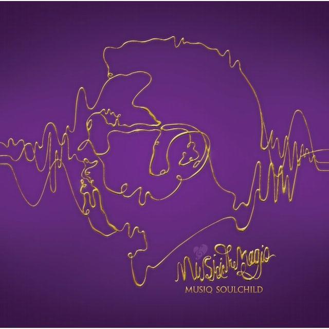 Musiq Soulchild MUSIQINTHEMAGIQ CD
