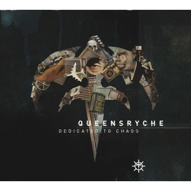Queensrÿche Dedicated To Chaos (Special Edition CD)