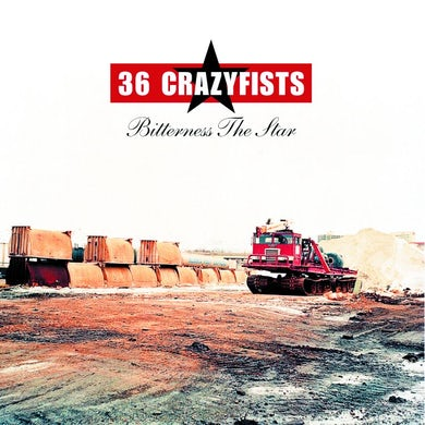 36 Crazyfists Bitterness The Star CD