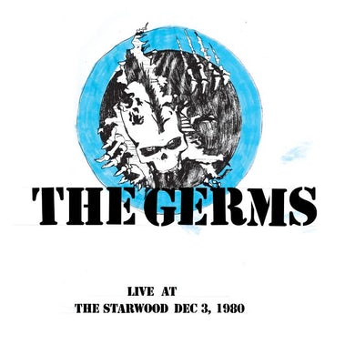 Germs Live At The Starwood (12/3/1980) CD