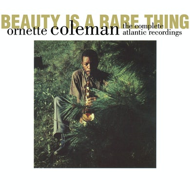 Ornette Coleman: Beauty Is A Rare Thing - The Complete Atlantic Recordings 6xCD