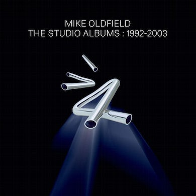 Mike Oldfield The Studio Albums 1992-2003 8xCD