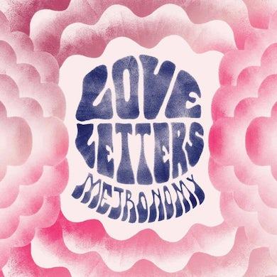 Metronomy Love Letters CD