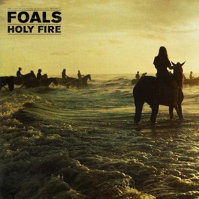 Foals Holy Fire CD