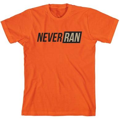 Baka Not Nice Never Ran Orange T-Shirt