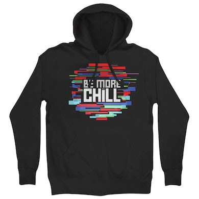 Be More Chill Ensemble (Original Cast) BMC Logo Pullover Hoodie