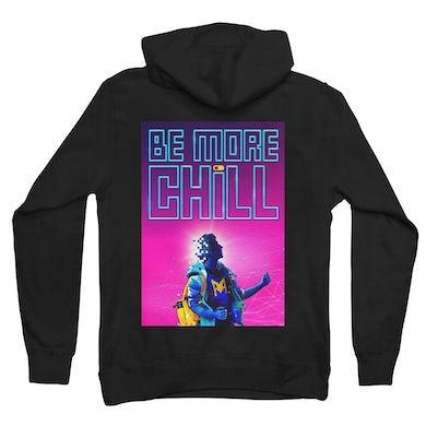 Be More Chill Ensemble (Original Cast) BMC Broadway Logo Hoodie