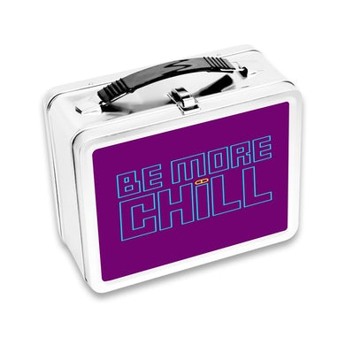 Be More Chill Ensemble (Original Cast) BMC Broadway Logo Lunchbox
