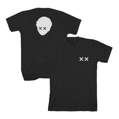 grandson Round The Box T-Shirt (Black)